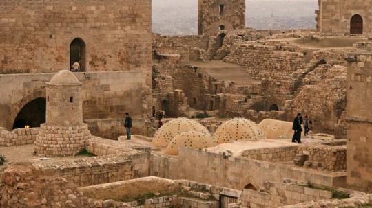 Vẻ lộng lẫy của Aleppo trước chiến tranh - Ảnh 8.