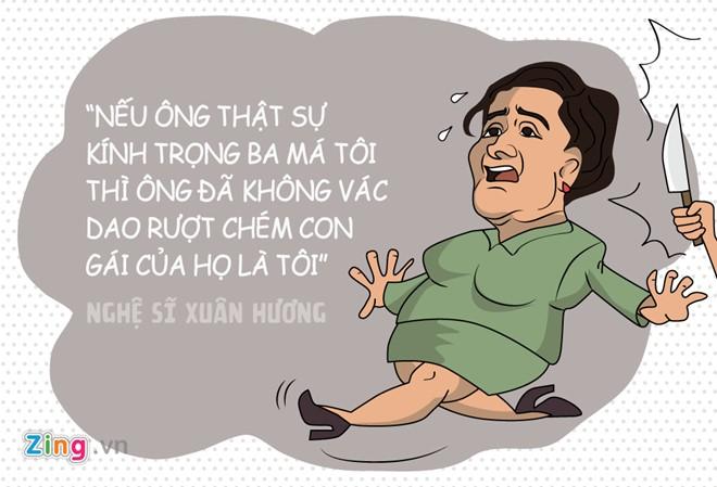 12 phát ngôn làm dậy sóng làng giải trí Việt 2016 - Ảnh 9.