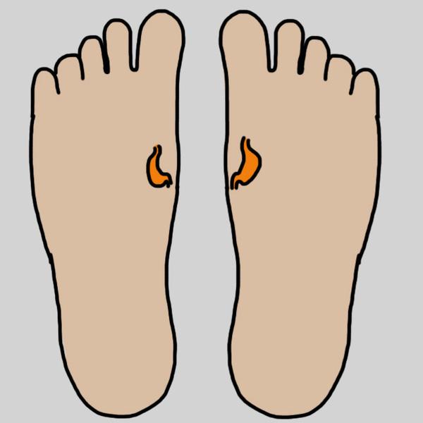 Bấm huyệt ở chân: Cách chữa bệnh vô cùng hay mà ít người biết - Ảnh 9.