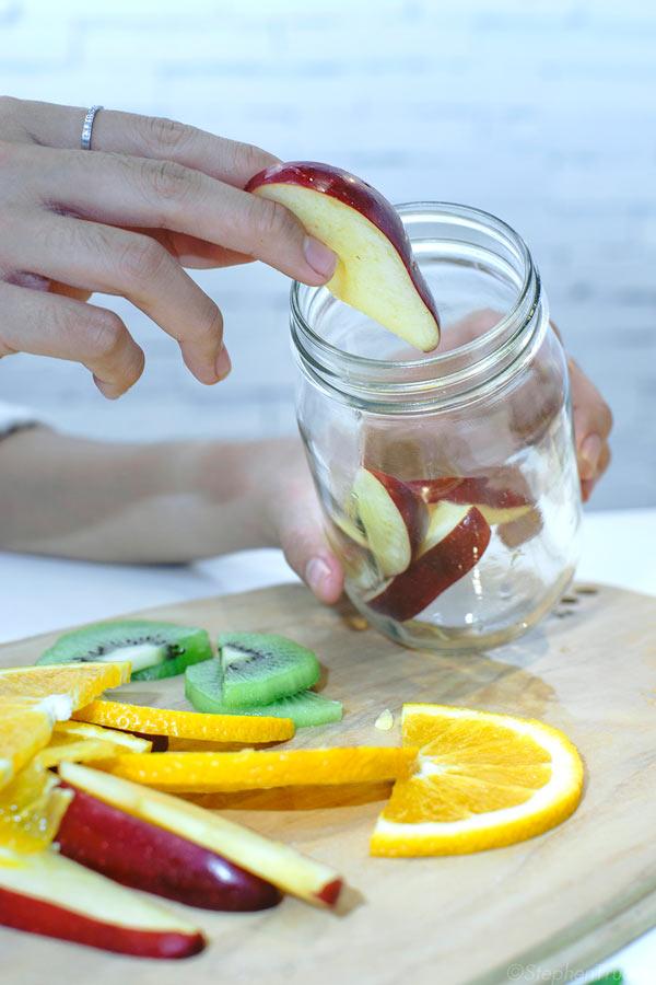 2 phút làm detox từ nước trái cây thanh lọc cơ thể - ảnh 9