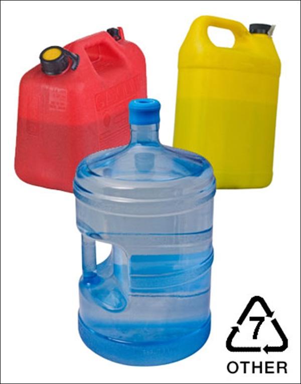 Tại sao dưới đáy chai nhựa lại có ký hiệu                                                          này? Đây là                                                          điều bạn cần                                                          biết để tránh                                                          gây hại cho                                                          sức khỏe - Ảnh                                                          9.