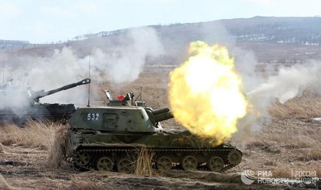Những huyền thoại của lực lượng Tên lửa và Pháo binh Nga - Ảnh 10.