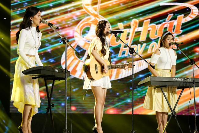Sing My Song: Hot boy 16 tuổi khiến 4 giám khảo cuống cuồng giành giật vì sáng tác gây nghiện! - Ảnh 11.