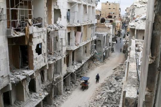 Vẻ lộng lẫy của Aleppo trước chiến tranh - Ảnh 9.
