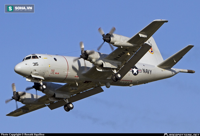 Việt Nam có thể mua 4-6 máy bay săn ngầm P-3 của Mỹ - Ảnh 1.