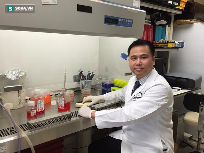 11 bí quyết chặn ung thư của TS Việt 4 lần được vinh danh tại Mỹ - Ảnh 1.