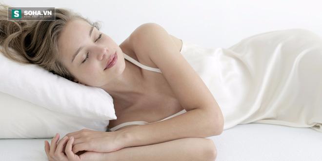 Cách thở kỳ diệu có thể chữa bệnh mất ngủ chỉ trong 1 phút - Ảnh 2.