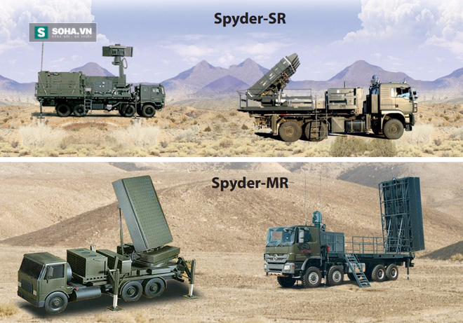 Sẵn sàng tiếp nhận tên lửa SPYDER hiện đại - Ảnh 3.