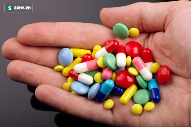 9 sai lầm khi uống thuốc khiến bạn càng uống, bệnh càng nặng - Ảnh 4.