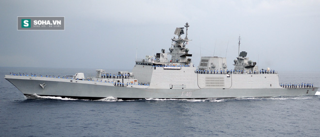 Máy bay, tàu chiến, tên lửa Ấn Độ: Luôn sẵn khi Việt Nam cần! - Ảnh 2.