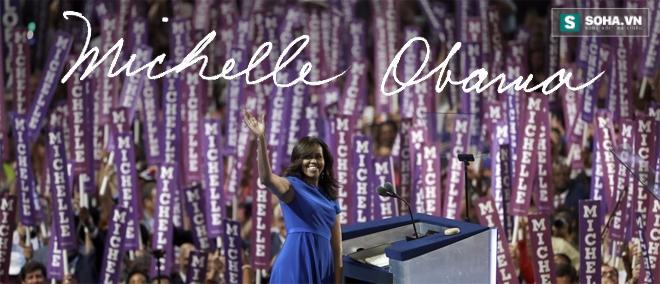 Toàn văn phát biểu của bà Obama tại đại hội đảng Dân chủ - Ảnh 8.