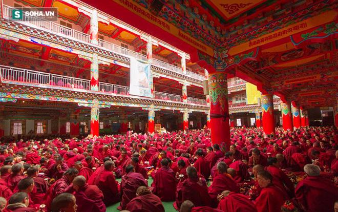 TQ phủ nhận phá dỡ hoàn toàn Học viện Phật giáo Larung Gar - Ảnh 4.