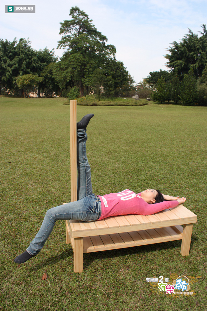 Dựa chân vào tường: Bài tập thể dục đang tạo sóng khắp thế giới - Ảnh 10.