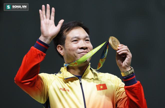 Đoạt HCV Olympic, xạ thủ Hoàng Xuân Vinh làm nên lịch sử - Ảnh 1.