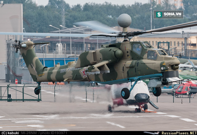 Việt Nam mua trực thăng vũ trang Mi-28NM - Ưu thế áp đảo! - Ảnh 1.