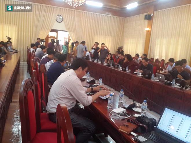Họp báo vụ Bí thư và Chủ tịch HĐND tỉnh Yên Bái bị bắn chết - Ảnh 5.