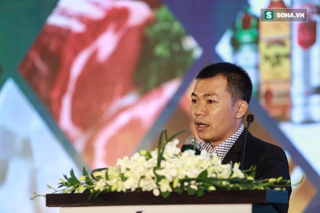 Ông Phạm Hồng Dương: 60% đường trên thị trường là bẩn - Ảnh 1.