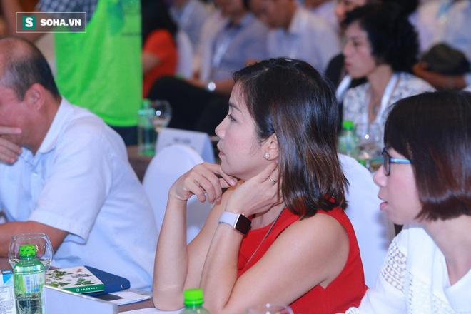 Hội thảo Đón sóng thực phẩm sạch: Ca sĩ Mỹ Linh trực tiếp chất vấn ông Đoàn Văn Vươn - Ảnh 3.