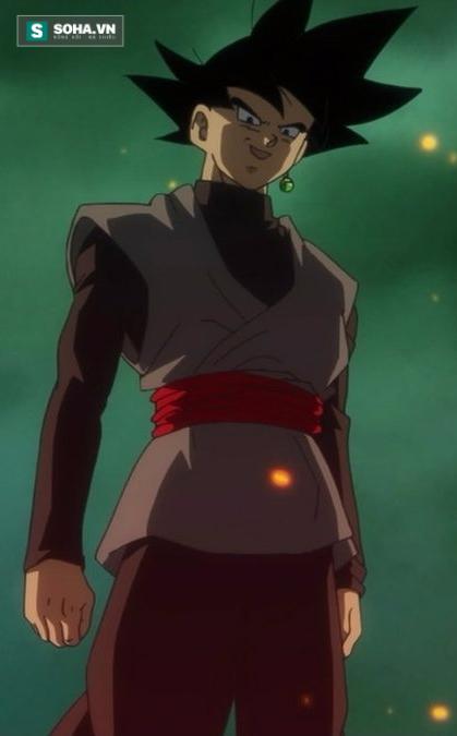 """""""Ma thần"""" Black Goku trong Dragon Ball Super thực ra là ai? - Ảnh 1."""