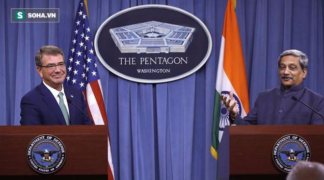 Biết Mỹ-Ấn đạt thỏa thuận lịch sử, TQ vẫn yên tâm về biển Đông - Ảnh 1.