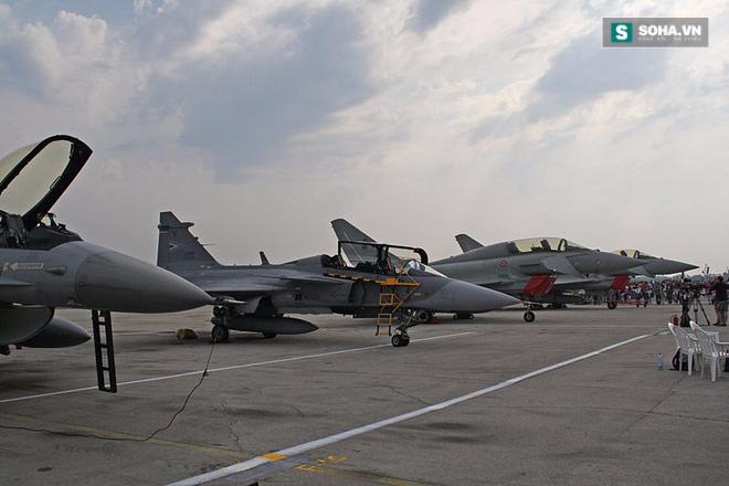 JAS-39 và F-16 sẽ cùng gia nhập biên chế Không quân Việt Nam? - Ảnh 1.