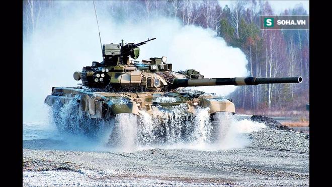 Khói xe tăng - không phải lúc nào cũng vô tích sự! - Ảnh 1.
