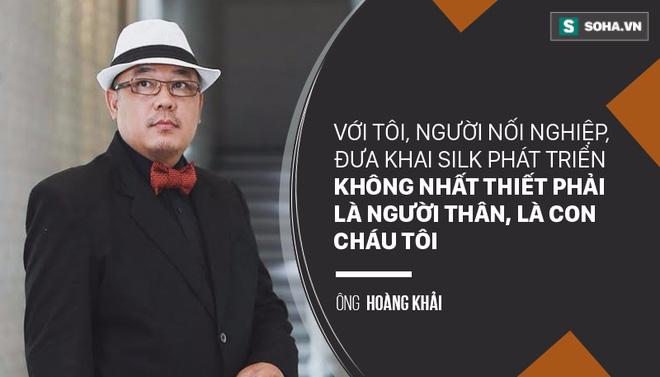 Chọn người kế nghiệp, đại gia Việt nói gì? - Ảnh 5.