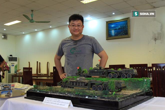 T-72B3, T-90, Su-30SM, Su-35 bất ngờ đồng loạt lộ diện tại Hà Nội - Ảnh 5.
