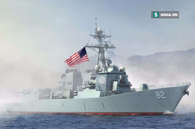 Diều hâu TQ bày mưu: Bắn tàu Nhật, không bắn tàu Mỹ ở Biển Đông - Ảnh 1.