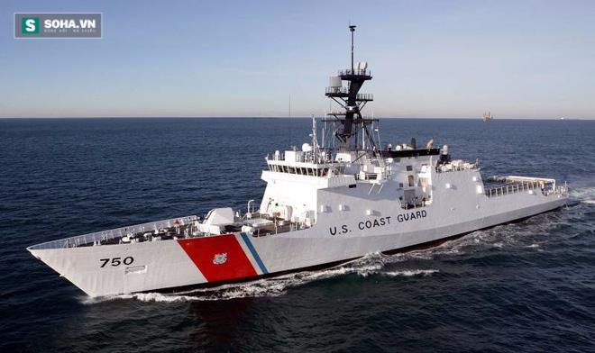 Tàu tuần tra đắt hơn khu trục hạm của Lực lượng Bảo vệ bờ biển Mỹ - Ảnh 1.