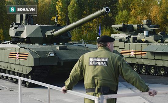 Chiến tranh hiện đại: Xe tăng vẫn là một thế lực không thể bỏ qua - Ảnh 5.
