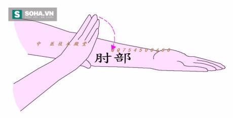 Vỗ vào lõm khuỷu tay: Tuyệt chiêu cứu bệnh nhân lên cơn đau tim - Ảnh 1.