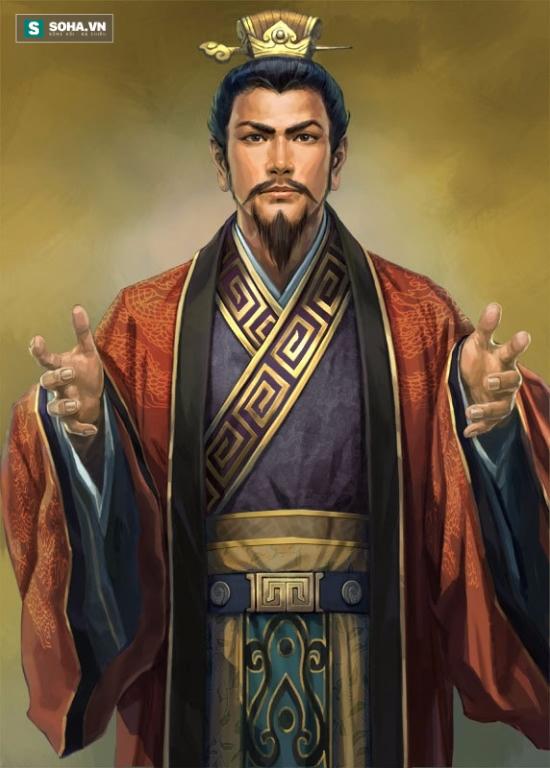 Ác mộng ngoại hình khiến Lưu Bị cả đời... ôm hận - Ảnh 1.