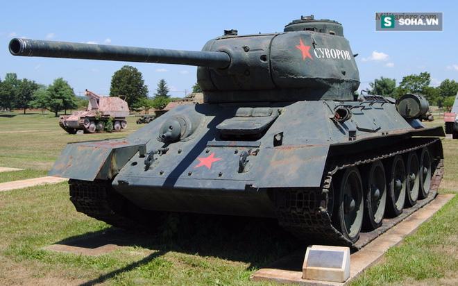 Chiến tranh hiện đại: Xe tăng vẫn là một thế lực không thể bỏ qua - Ảnh 1.