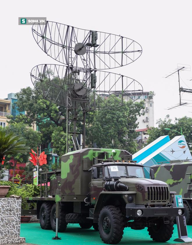 Đưa khí tài săn mục tiêu bay thấp Made in Vietnam vào vận hành - Ảnh 2.