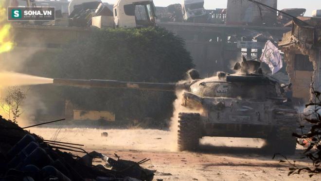 Syria: Lính đánh thuê Nga ra khỏi bóng tối - Ảnh 1.