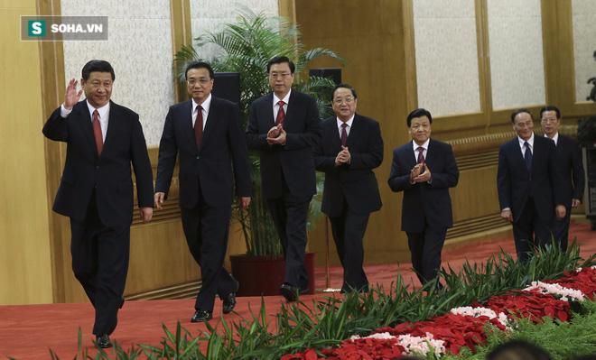 Tập Cận Bình kiềm chế đoàn thanh niên trước thềm Hội nghị trung ương 6 của TQ - Ảnh 1.