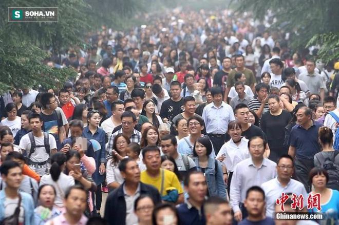 589 triệu người đổ xô đi du lịch trong tuần nghỉ lễ: Hãi hùng... - Ảnh 1.