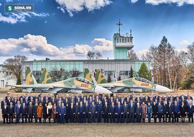 Việt Nam chuẩn bị tiếp nhận hai chiếc Su-30MK2 cuối cùng - Ảnh 1.