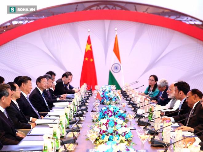 Dấu hiệu rõ ràng cho thấy Ấn Độ coi thường Giấc mơ Trung Hoa - Ảnh 1.