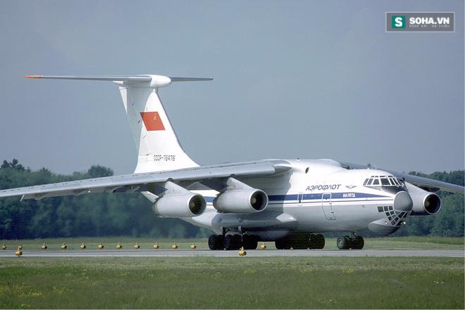 Hạ gục giàn giáo, có phải phi công Il-76 đã quá chén? - Ảnh 1.