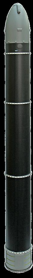 Lộ diện hình ảnh tên lửa đạn đạo liên lục địa lớn nhất của Nga - Ảnh 1.