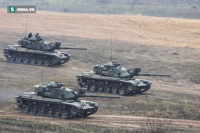 Đại tá Việt Nam: Sức mạnh hỏa lực của những xe tăng mới, hiện đại! - Ảnh 1.