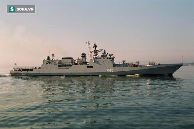Hứng chịu đòn bao vây nhiều mặt, 3 tàu khinh hạm tên lửa của Nga buộc phải bán tháo! - Ảnh 2.