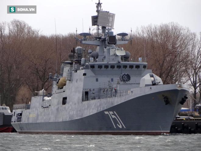 Hứng chịu đòn bao vây nhiều mặt, 3 tàu khinh hạm tên lửa của Nga buộc phải bán tháo! - Ảnh 1.