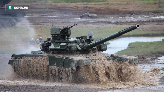 Mua xe tăng T-90 mạnh ngang T-14 Armata: Khóa rồi đừng hòng thoát - Quyết định tuyệt vời! - Ảnh 1.