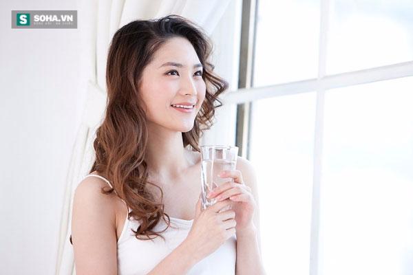 9 tác dụng kỳ diệu của một cốc nước khi uống đúng nơi đúng lúc - Ảnh 1.