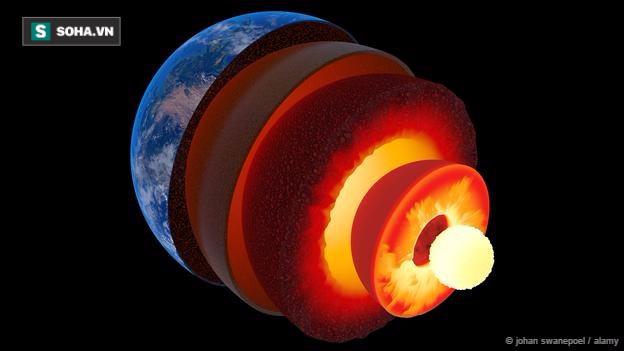 Càng đi sâu vào trong lõi Trái Đất, nhiệt độ càng cao: Tại sao vậy? - Ảnh 2.