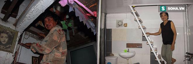 Cận cảnh nhà mới sạch đẹp không còn là chuồng heo cũ của diễn viên nghèo Aly Dũng - Ảnh 6.