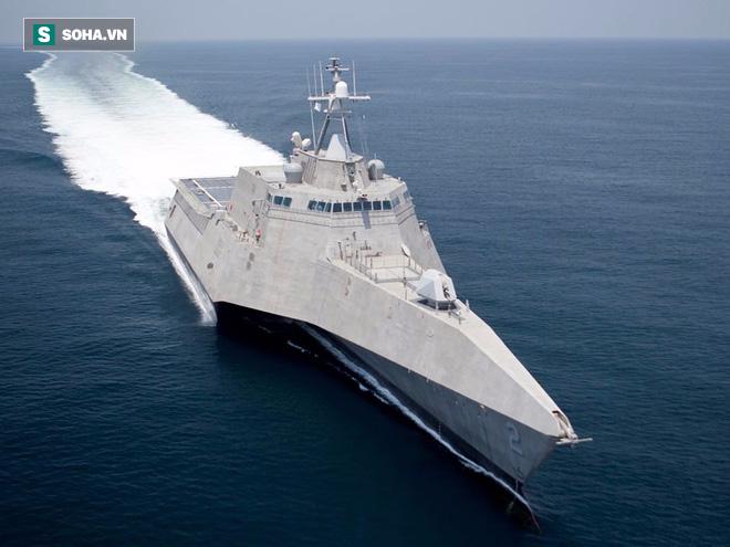 Chưa nhậm chức, Donald Trump đã mưu đồ bá vương, xua Hải quân Mỹ ra biển! - Ảnh 3.